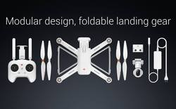 Mở hộp máy bay Xiaomi Mi Drone đầu tiên trên thế giới