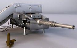 Khẩu pháo duy nhất từng được mang lên vũ trụ để gắn vào trạm không gian
