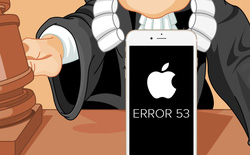 """Vì lỗi """"Error 53"""", Apple sẽ phải đền bù 5 triệu USD cho người dùng"""