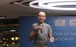 Kỹ sư trưởng Google Translate đến Việt Nam chia sẻ về công nghệ xử lý ngôn ngữ tự nhiên và máy học