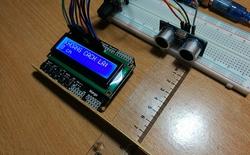 Hướng dẫn chế tạo thước đo siêu âm cực ngầu, đo được tới 4 mét, sai số 1 centimet, giá chưa tới 300 ngàn