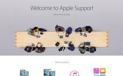 Apple có tổng đài hỗ trợ bằng tiếng Việt, chăm sóc cả hàng xách tay