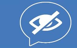 """Làm sao trở nên """"vô hình"""" khi online trên Facebook Messenger?"""