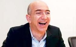 Amazon đại thành công, Jeff Bezos kiếm 6 tỷ USD trong nháy mắt