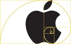 Có thực là logo huyền thoại của Apple được thiết kế theo đúng tỷ lệ vàng?