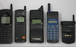 Năm 1996, 4 mẫu điện thoại này từng khiến hàng triệu người khao khát sở hữu