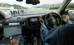 Mitsubishi sẽ áp dụng cả công nghệ tàu ngầm và tên lửa vào xe tự lái