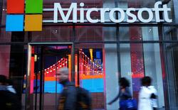 Microsoft Q1/2016: Doanh thu 22,1 tỷ USD, Azure tăng trưởng 120% giúp điện toán đám mây vượt mốc 10 tỷ USD
