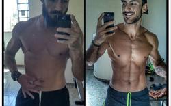 Loạt ảnh trước và sau khi áp dụng chế độ ăn kiêng 30 ngày khiến ai cũng phải thèm nhỏ nước miếng