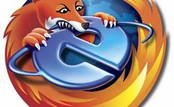 Lần đầu tiên thị phần trình duyệt Firefox vượt qua cả IE và Edge cộng lại