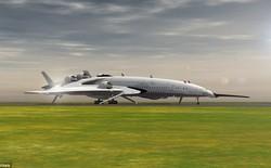 Chiêm ngưỡng ý tưởng siêu máy bay di chuyển từ Hà Nội vào tp.HCM chỉ mất chưa đến 20 phút