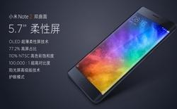Thông số kỹ thuật chi tiết Xiaomi Mi Note 2 vừa mới ra mắt