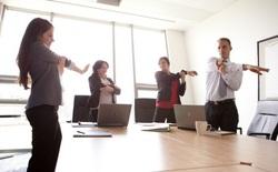 Nhân viên văn phòng phải tập thể dục ít nhất 1 giờ mỗi ngày nếu không muốn chết sớm