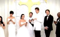 Bị chồng bỏ vài giờ sau đám cưới vì nhắn tin quá nhiều