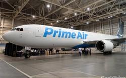 Amazon trình làng chiếc máy bay chở hàng đầu tiên tại triển lãm hàng không Seafair Air Show