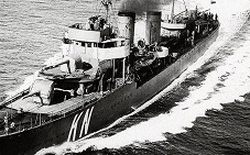 Nhiều xác thuyền chiến và tàu ngầm ở Thế Chiến II đã biến mất bí ẩn dưới lòng đại dương