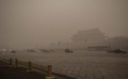 Bắc Kinh nâng mức báo động đỏ ô nhiễm không khí trong ngày lên gấp 20 lần chỉ số an toàn của WHO