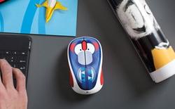Trên tay chuột văn phòng Logitech M238 - Nhỏ gọn và dễ thương, thích hợp cho mọi lứa tuổi