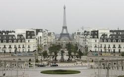 """""""Paris phiên bản lỗi"""" của Trung Quốc biến thành thị trấn ma sau 8 năm xây dựng"""