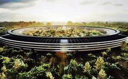 """""""Tàu vũ trụ"""" 5 tỉ USD chạy năng lượng mặt trời của Apple sắp ra mắt và diện kiến thế giới"""