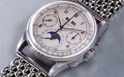 Chiếc đồng hồ dây sắt đơn giản này vừa được bán với giá 244,4 tỷ đồng