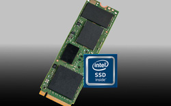 Intel ra mắt SSD M.2 NVMe 600p: giá ngang SSD SATA, nhanh hơn nhiều