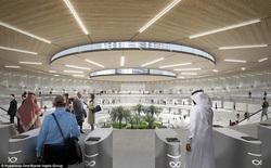 Xứ Ả Rập giàu có sắp được dùng siêu công nghệ Hyperloop tới nơi, hãy xem nó tuyệt vời đến mức nào