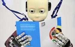 """Các nhà khoa học tiến hành dự án 3 triệu USD tạo ra """"robot trẻ em"""", có thể học tập và đặt ra mục tiêu cho bản thân"""
