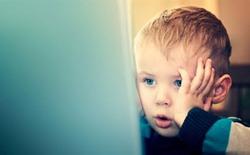 50% trẻ em lên mạng xem nội dung người lớn hoặc bạo lực