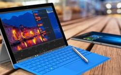 Microsoft bán được hơn 6 triệu chiếc Surface trong năm 2015