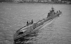 Tìm thấy tàu ngầm Anh sau 76 năm mất tích