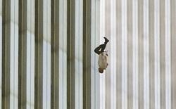 15 năm đã trôi qua, bức ảnh người đàn ông nhảy lầu trong thảm kịch 11/9 vẫn ám ảnh người xem