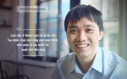 Người Việt Nam đầu tiên xây dựng hệ thống chuyển mạng giữ số