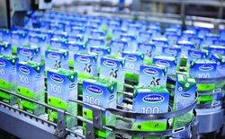 Vinamilk đưa sữa tươi lên bán online