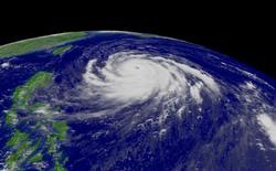 Nghiên cứu mới cho thấy bão ở Châu Á đang ngày càng trở nên đáng sợ