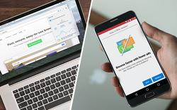 Opera Mini trên Android có sẵn chặn quảng cáo, nhanh hơn tới 40%, tiết kiệm 14% dung lượng tải về