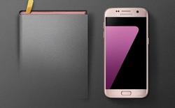 Bán ra Galaxy S7 edge vàng hồng từ ngày 21/6, giá 18,49 triệu không đổi