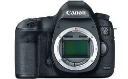 Xuất hiện thông số đầu tiên của máy ảnh Canon 5D thế hệ thứ 4