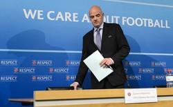 Vụ Tài liệu Panama: Tân chủ tịch FIFA cũng có tên