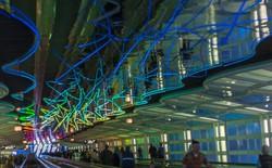 11 tác phẩm nghệ thuật trong sân bay đẹp nhất thế giới