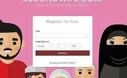 Doanh nhân Ả Rập tạo trang web hỗ trợ người dùng tìm vợ bé
