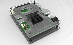 Máy tính kích thước bằng quả cam: 89 USD, hỗ trợ hiển thị ba màn 4K và mạnh gấp 10 lần Raspberry Pi 3