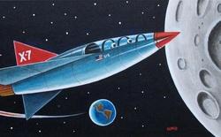 """Nga phát triển """"taxi vũ trụ"""""""
