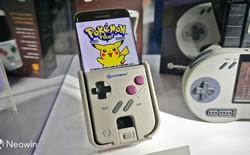Chiếc case này sẽ biến smartphone của bạn thành máy Game Boy