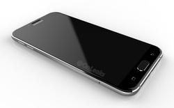 Lộ diện thiết kế đẹp mắt của Galaxy A8 (2016) với thiết kế kết hợp kính và kim loại