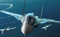 Đột nhập buồng lái tiêm kích Su-34 của Nga: tự nhiên như ở nhà