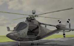Airbus đăng ký bằng sáng chế cho Trực thăng nhanh nhất thế giới