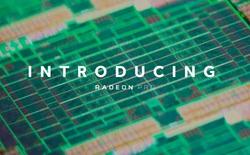 AMD công bố cấu hình dòng card Radeon Pro 400 dùng trên MacBook Pro mới