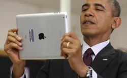 Điểm danh những món đồ công nghệ cao của Tổng thống Mỹ Barack Obama