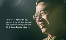 CEO Viettel hối thúc nhân viên vững tinh thần khởi nghiệp